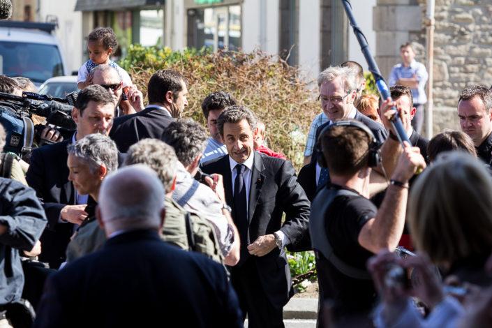 Campagne électorale UMP